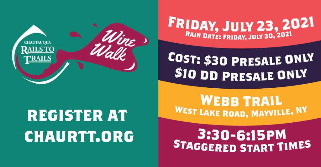 Wine Walk Graphic